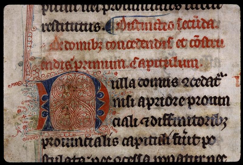Angers, Bibl. mun., ms. 0799, f. 143 - vue 2