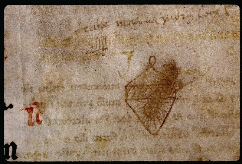 Angers, Bibl. mun., ms. 0799, f. 143 - vue 3