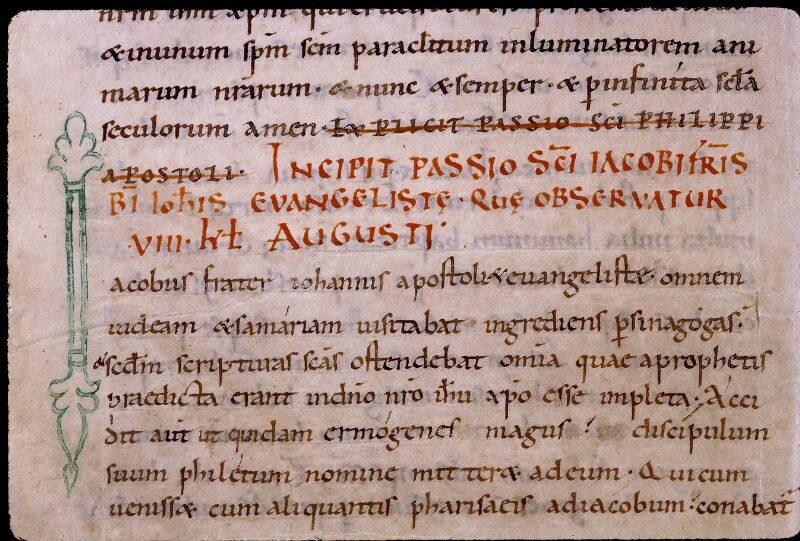 Angers, Bibl. mun., ms. 0801, f. 006v