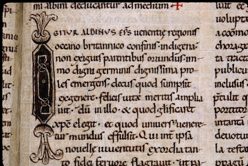 Angers, Bibl. mun., ms. 0804, f. 096 - vue 1