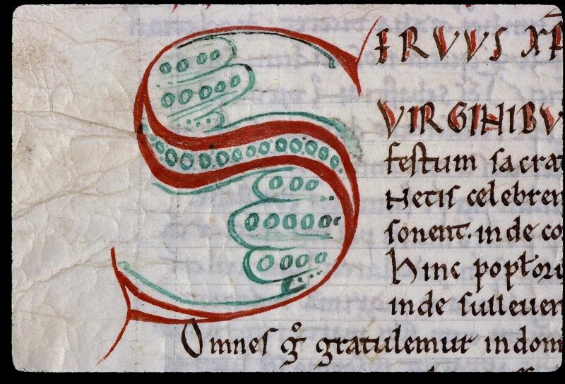 Angers, Bibl. mun., ms. 0805, f. 031v - vue 2