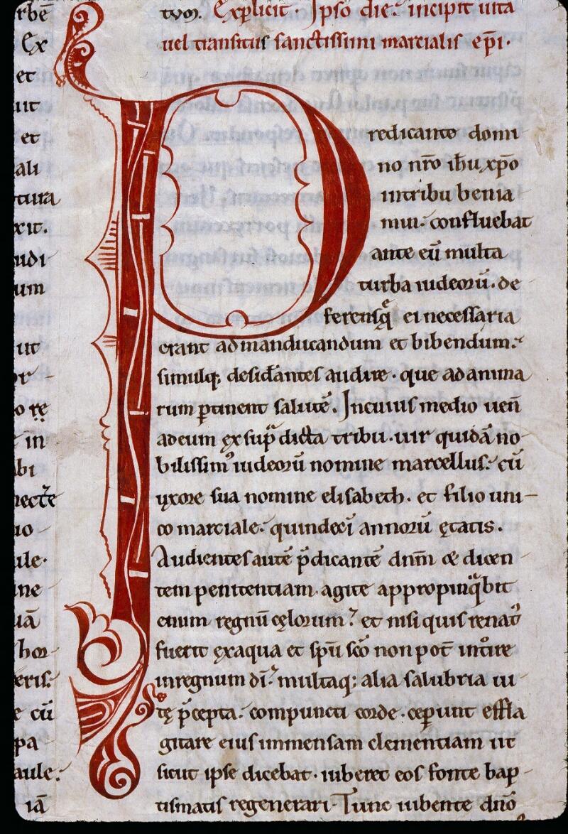 Angers, Bibl. mun., ms. 0806, f. 041v - vue 2
