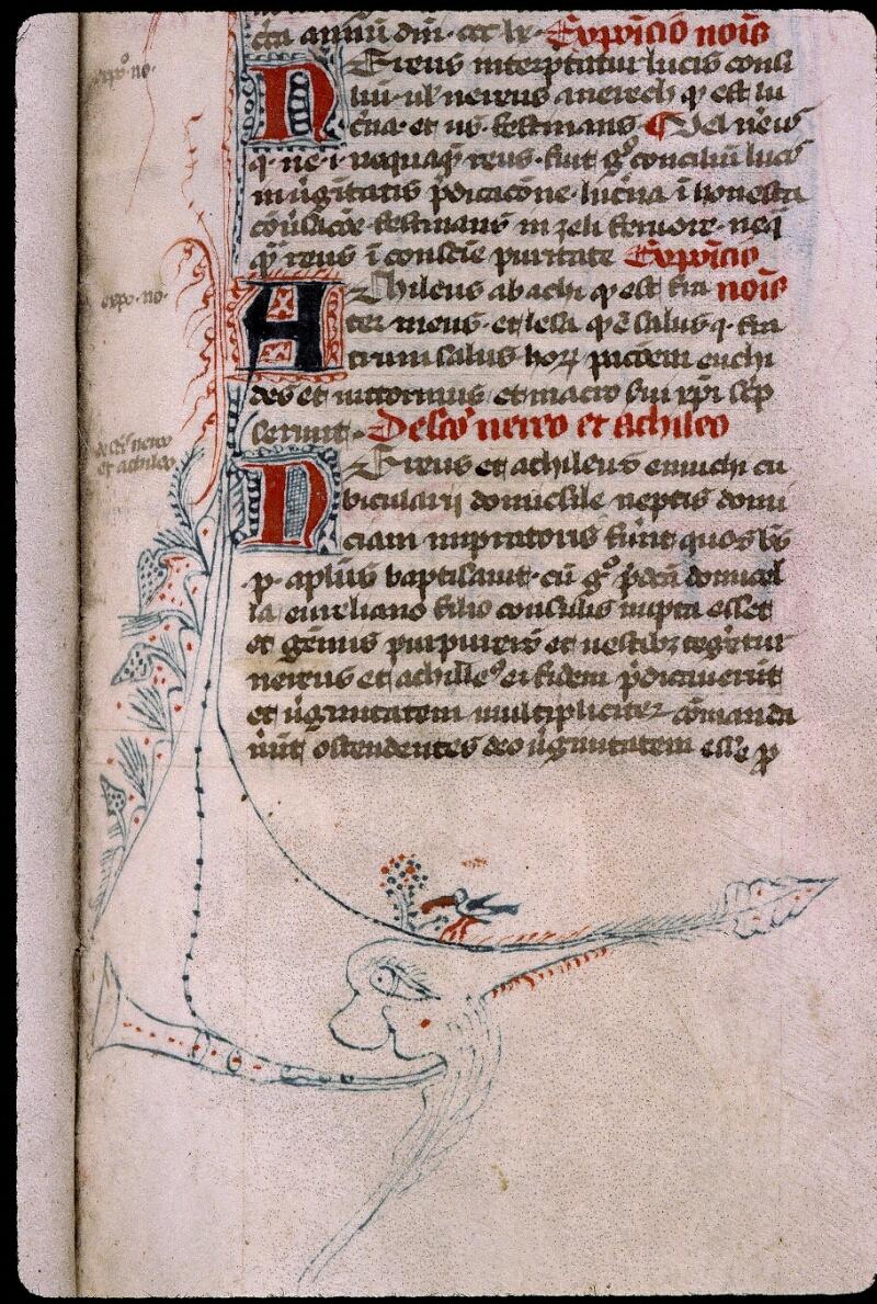 Angers, Bibl. mun., ms. 0808, f. 075 - vue 2