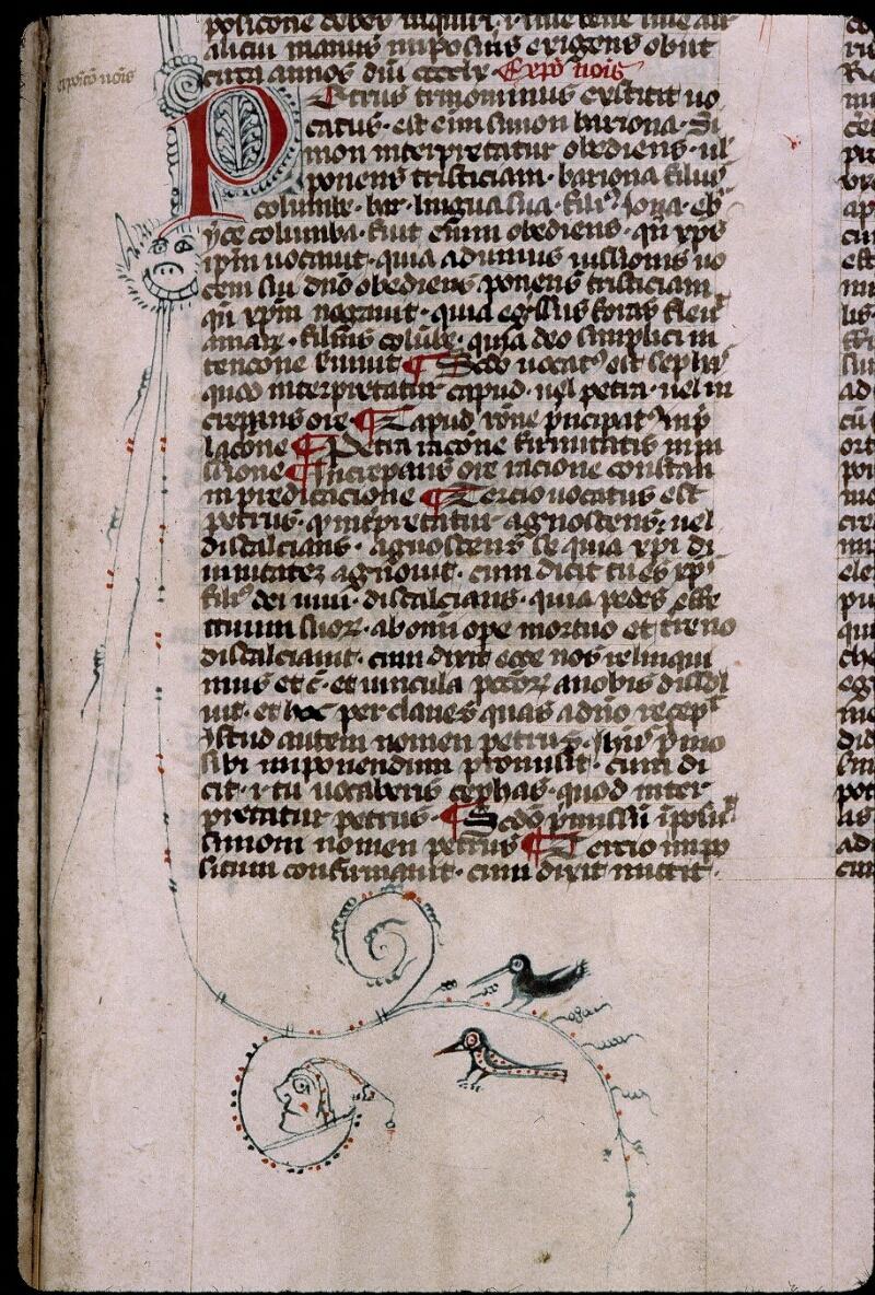 Angers, Bibl. mun., ms. 0808, f. 082 - vue 2