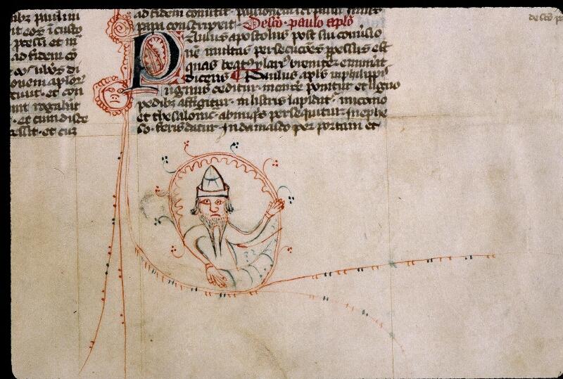 Angers, Bibl. mun., ms. 0808, f. 084 - vue 2