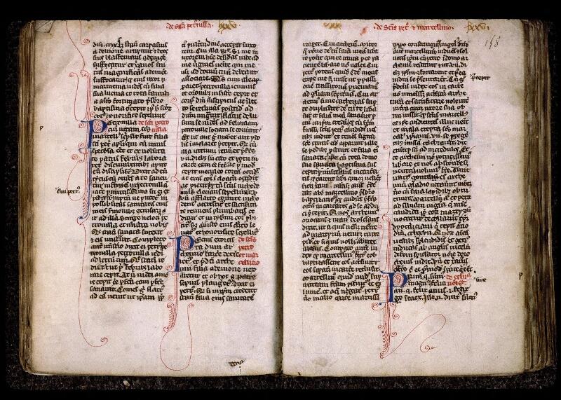 Angers, Bibl. mun., ms. 0809, f. 157v-158