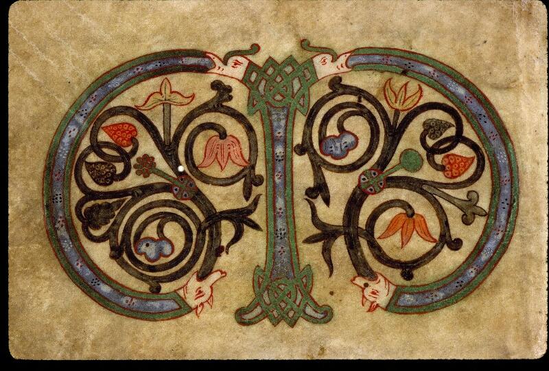Angers, Bibl. mun., ms. 0814, f. 001v - vue 3
