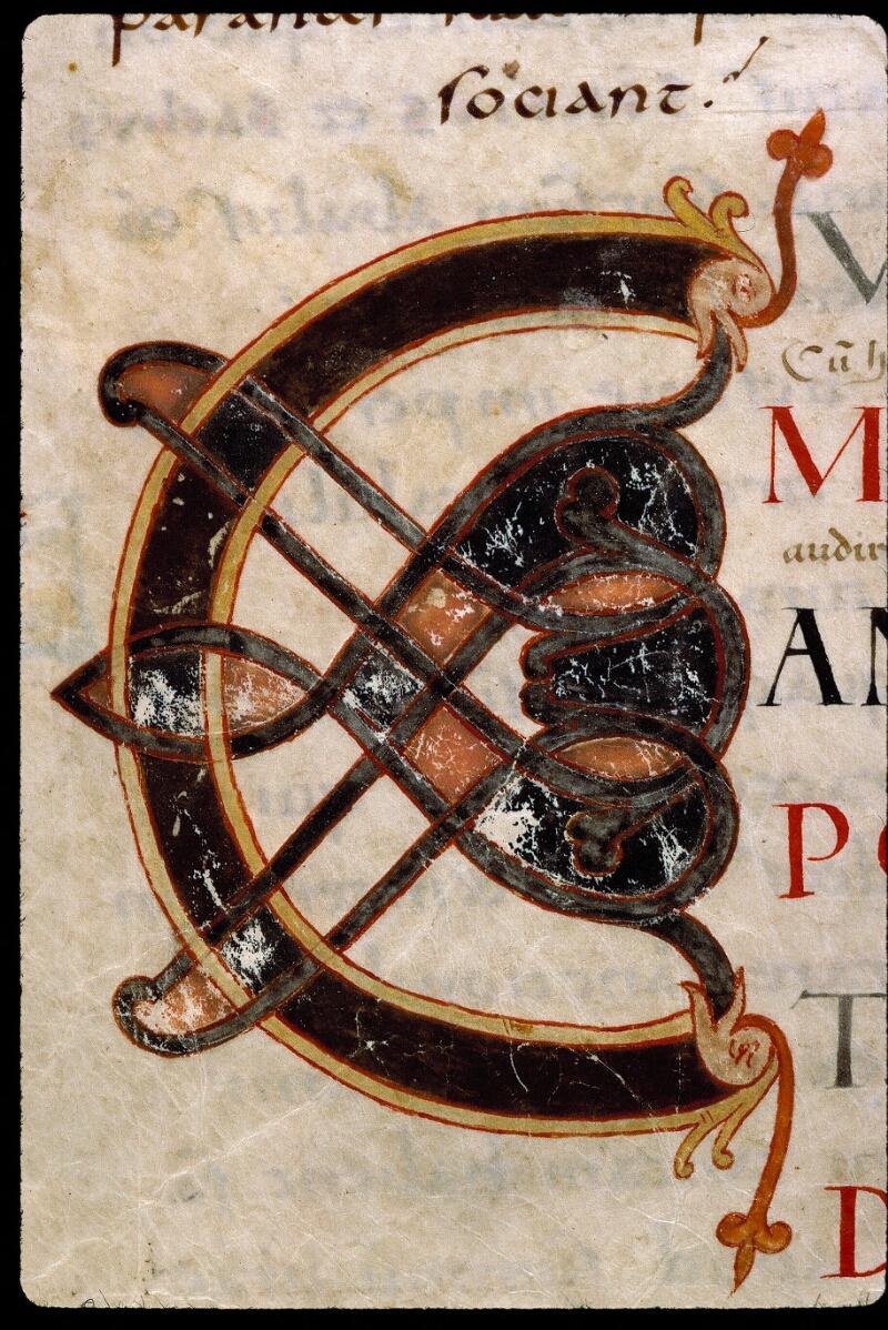 Angers, Bibl. mun., ms. 0814, f. 004v - vue 2