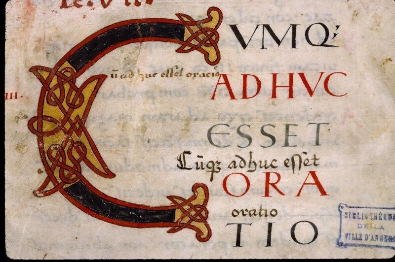 Angers, Bibl. mun., ms. 0814, f. 007