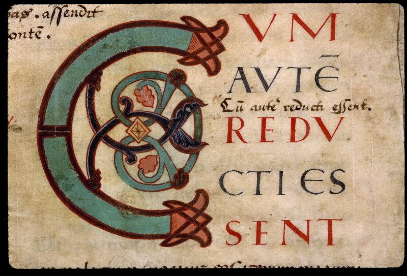Angers, Bibl. mun., ms. 0814, f. 009v