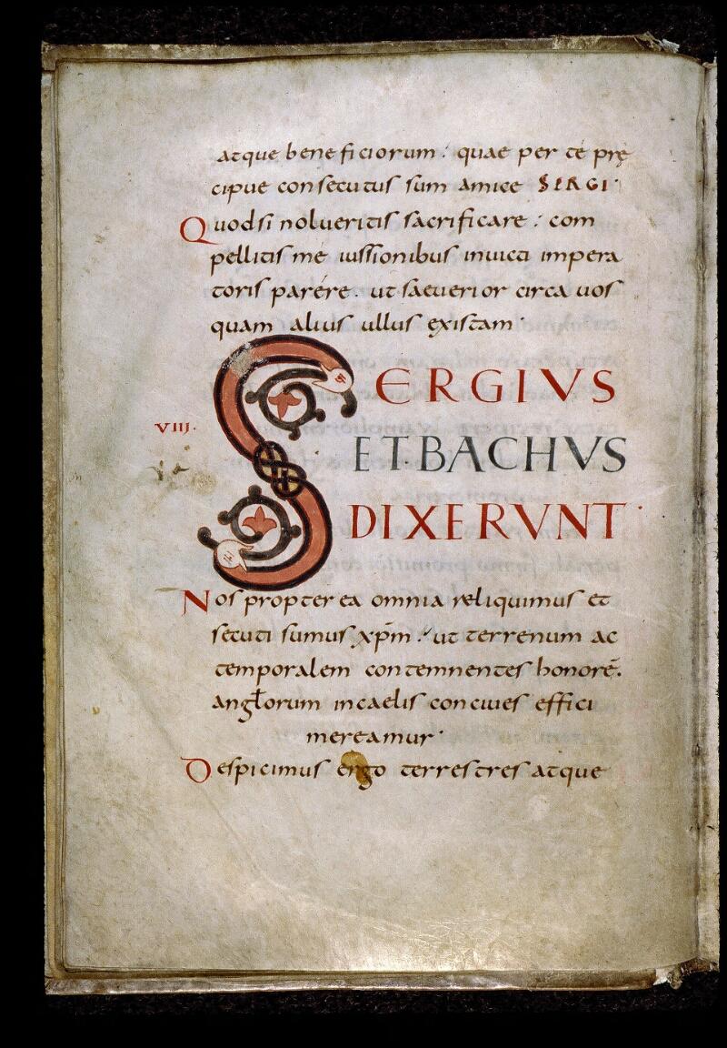 Angers, Bibl. mun., ms. 0814, f. 016v - vue 1