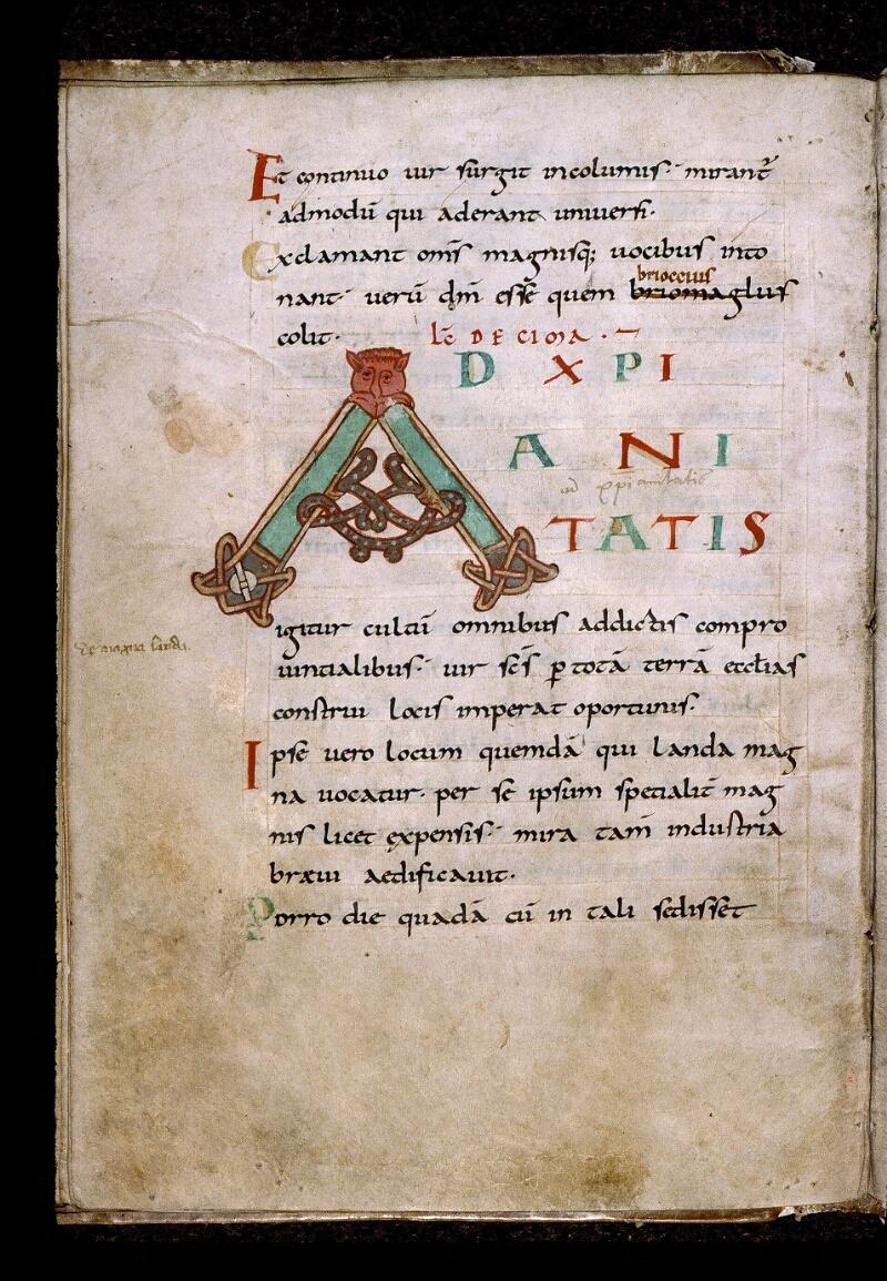 Angers, Bibl. mun., ms. 0814, f. 051v - vue 1
