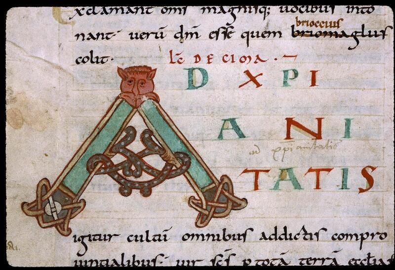 Angers, Bibl. mun., ms. 0814, f. 051v - vue 2