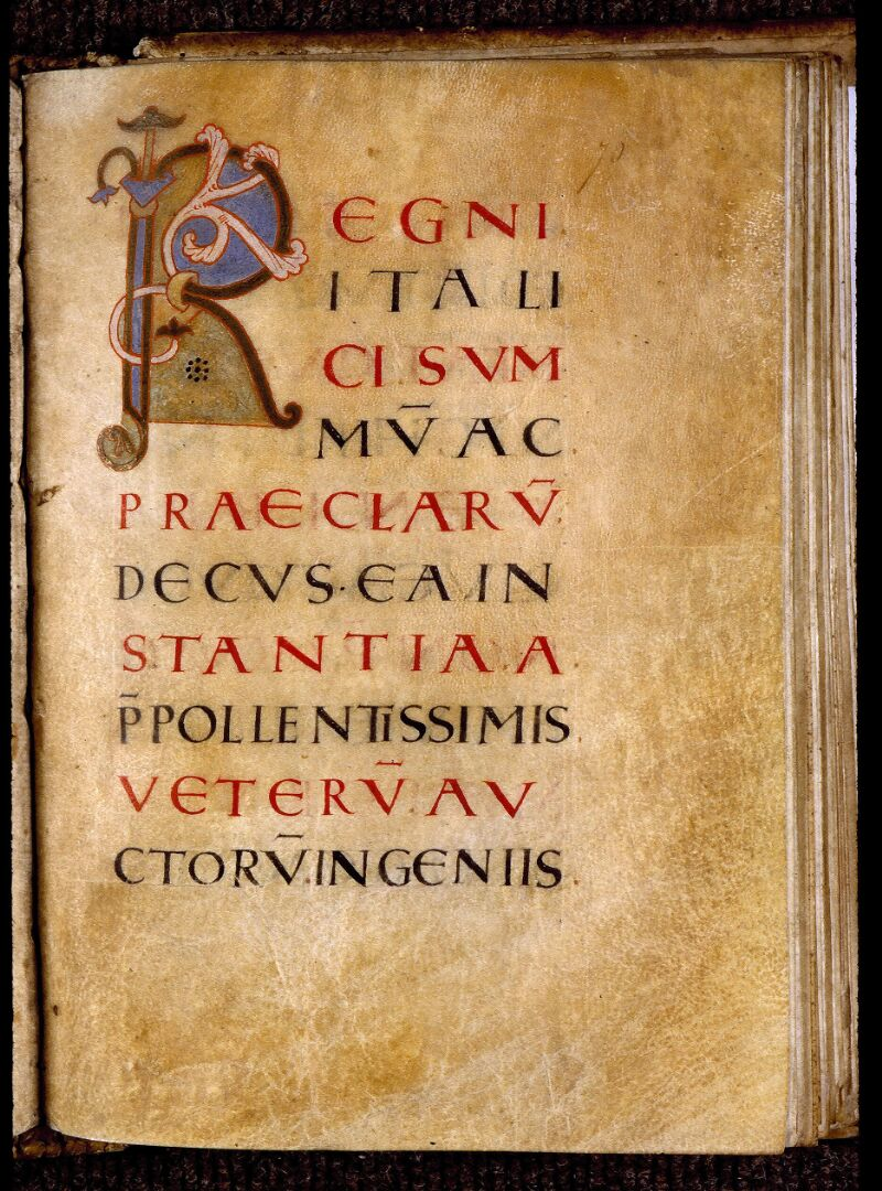 Angers, Bibl. mun., ms. 0817, f. 070 - vue 1