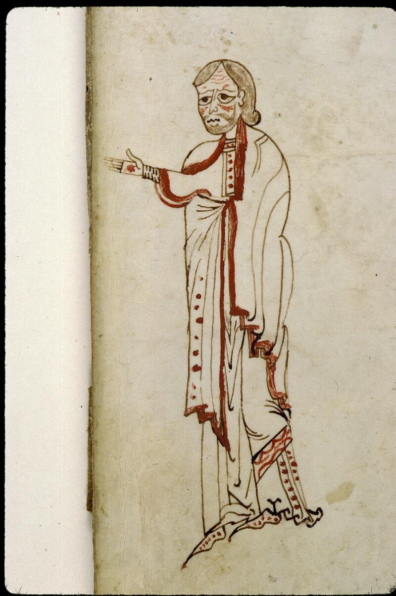 Angers, Bibl. mun., ms. 0819, contre-plat sup.