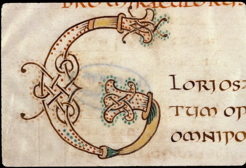 Angers, Bibl. mun., ms. 0820, f. 039v - vue 2