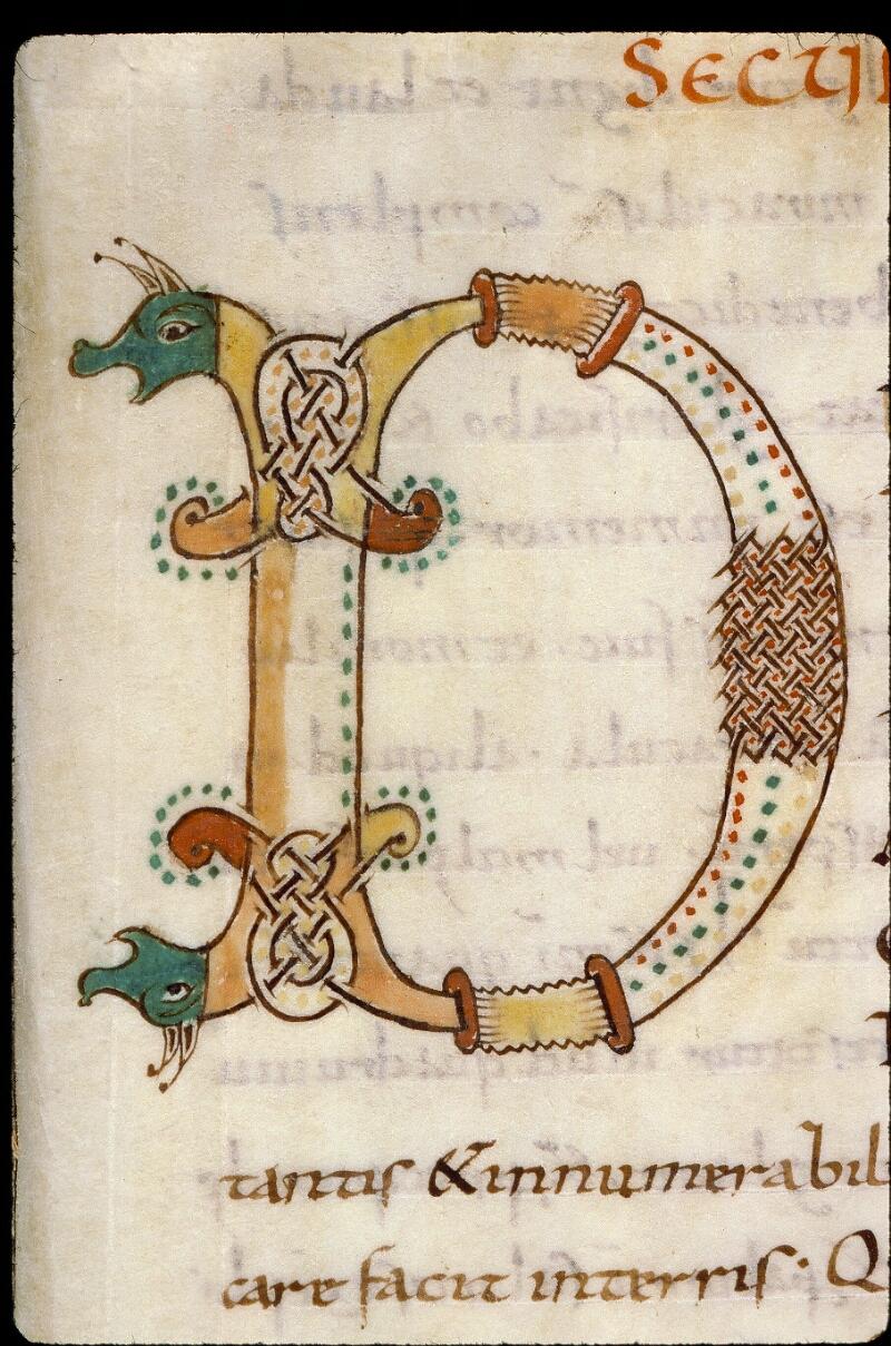 Angers, Bibl. mun., ms. 0820, f. 057 - vue 2