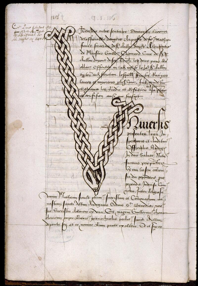 Angers, Bibl. mun., ms. 0832, f. 007v