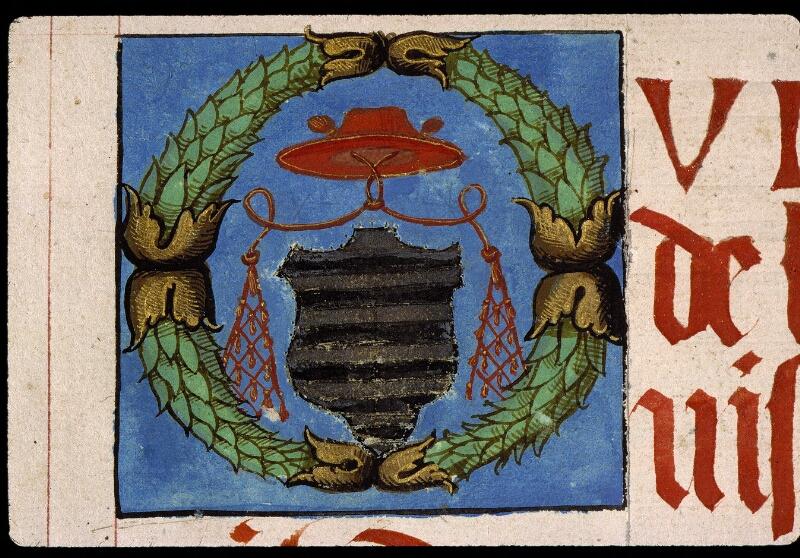 Angers, Bibl. mun., ms. 0833, f. 001 - vue 3