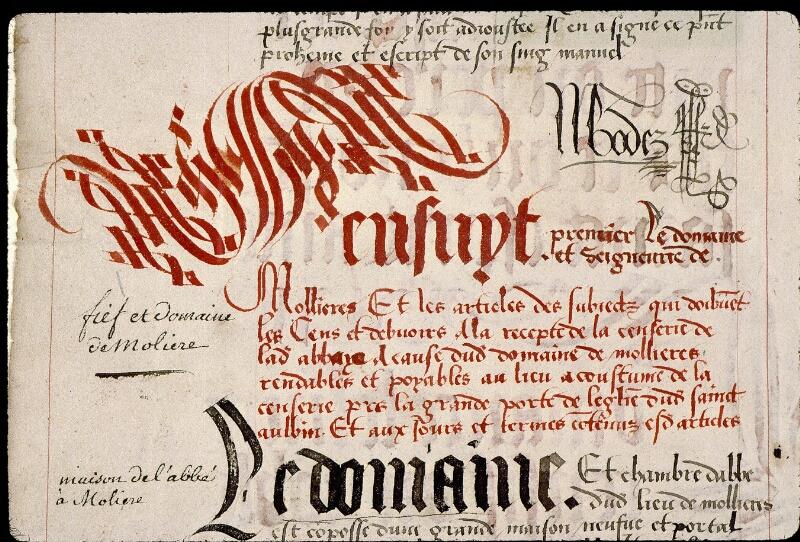 Angers, Bibl. mun., ms. 0833, f. 001v