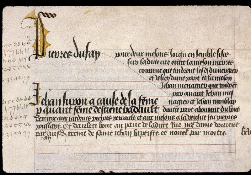 Angers, Bibl. mun., ms. 0853, f. 009