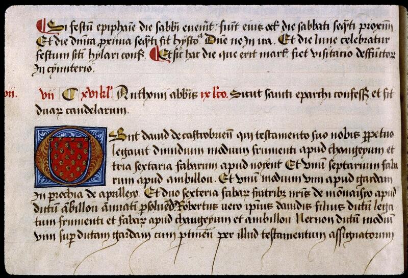 Angers, Bibl. mun., ms. 0855, f. 012v - vue 1