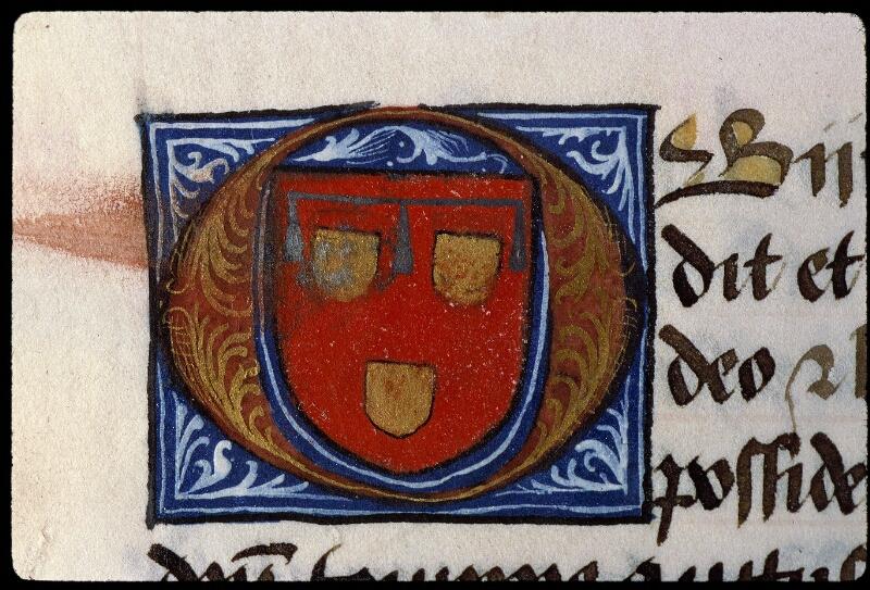 Angers, Bibl. mun., ms. 0855, f. 013v - vue 2