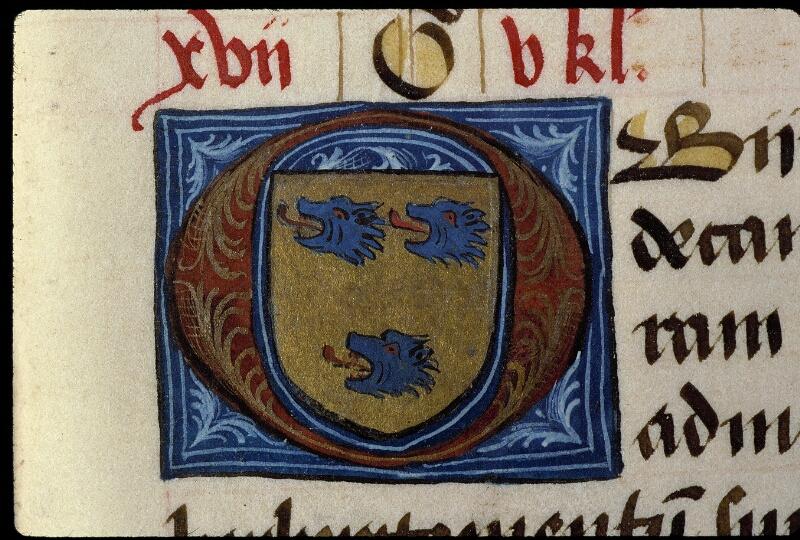 Angers, Bibl. mun., ms. 0855, f. 026 - vue 2