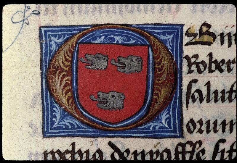 Angers, Bibl. mun., ms. 0855, f. 027 - vue 2