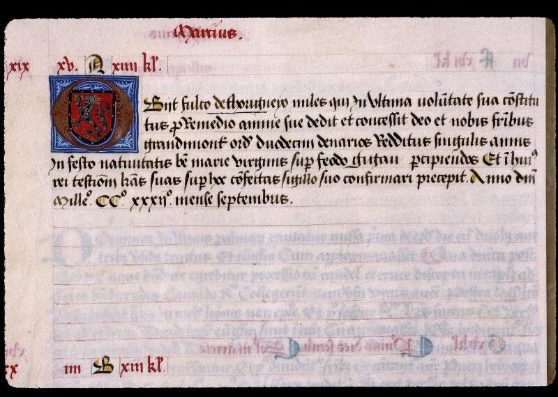 Angers, Bibl. mun., ms. 0855, f. 032v - vue 1