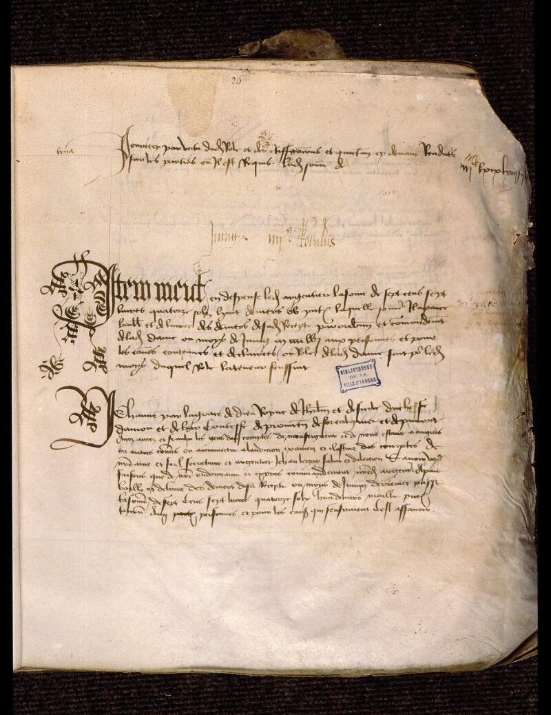Angers, Bibl. mun., ms. 1064, f. 026