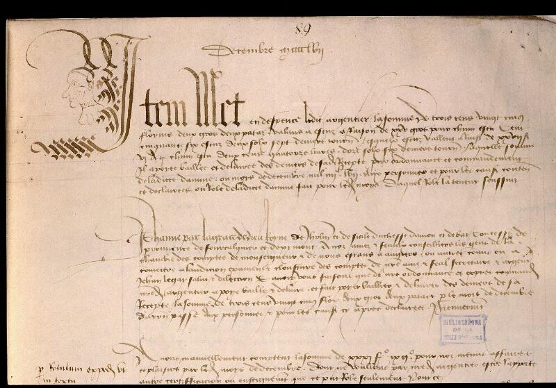 Angers, Bibl. mun., ms. 1064, f. 089