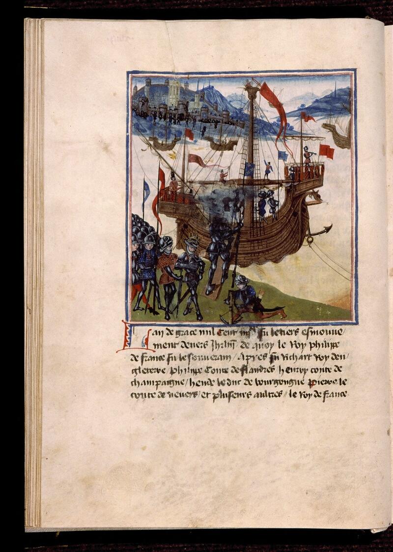 Angers, Bibl. mun., ms. 1174, f. 018v - vue 2