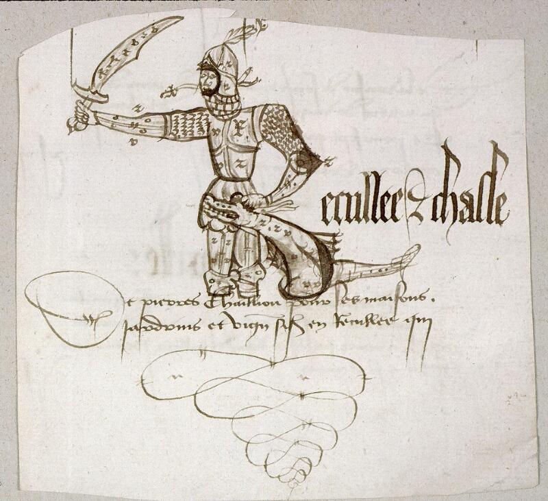 Angers, Bibl. mun., ms. 1756, verso - vue 1