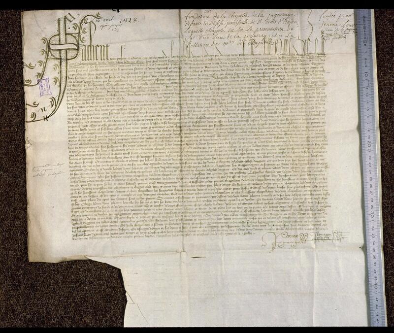 Angers, Bibl. mun., ms. 1762, f. 386 - vue 1