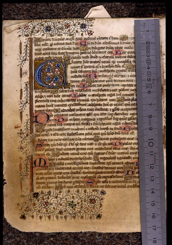 Angers, Bibl. mun., ms. 1901, n° 15, f. 002v - vue 1