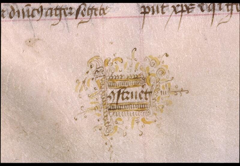 Angers, Bibl. mun., ms. 1901, n° 16, f. 016v