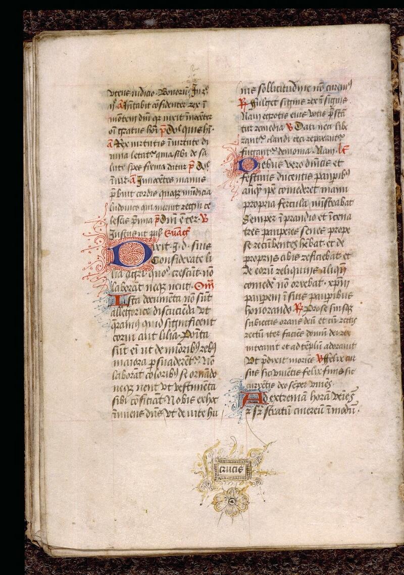 Angers, Bibl. mun., ms. 1901, n° 16, f. 048v