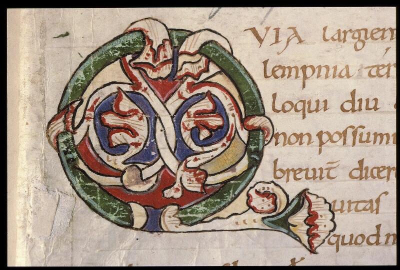 Angers, Bibl. mun., ms. 1902, n° 1, f. 001 - vue 3
