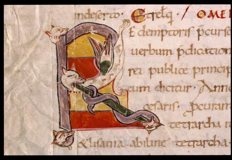 Angers, Bibl. mun., ms. 1902, n° 1, f. 004v - vue 2