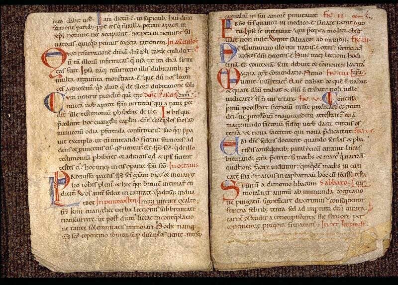 Angers, Bibl. mun., ms. 1902, n° 2, f. 003v-004