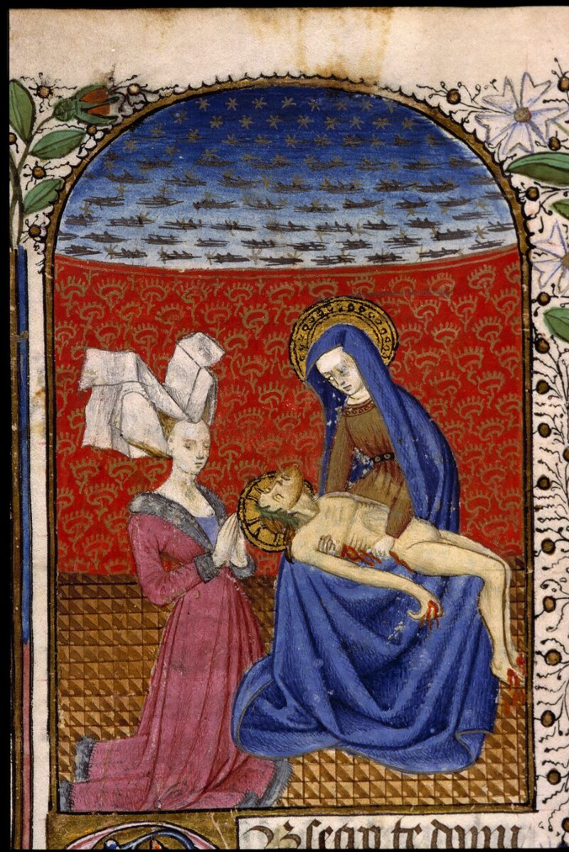 Angers, Bibl. mun., ms. 2047, f. 013 - vue 2