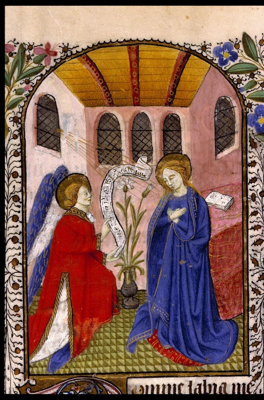 Angers, Bibl. mun., ms. 2047, f. 023 - vue 2