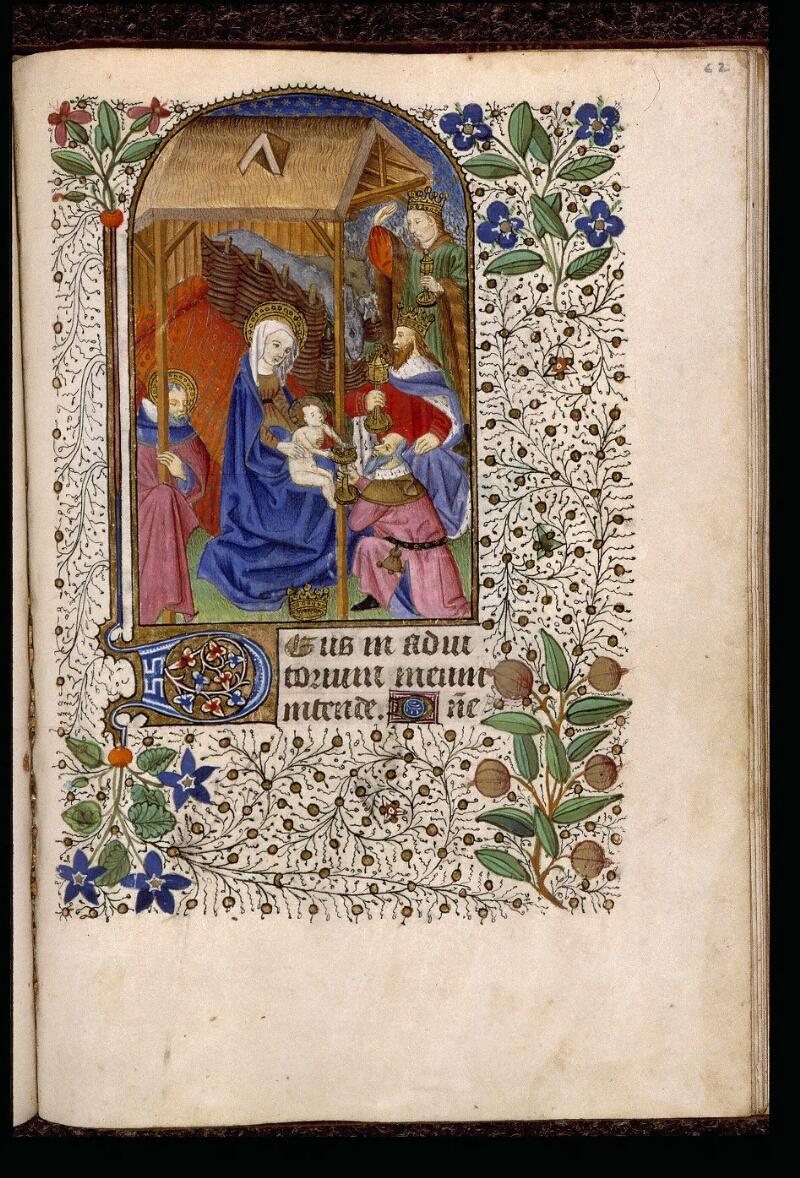 Angers, Bibl. mun., ms. 2047, f. 062 - vue 1