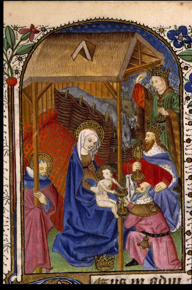 Angers, Bibl. mun., ms. 2047, f. 062 - vue 2