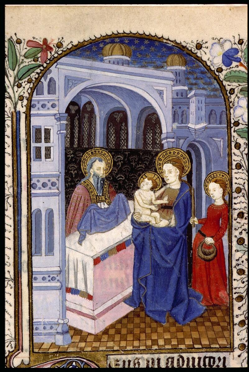 Angers, Bibl. mun., ms. 2047, f. 067 - vue 2