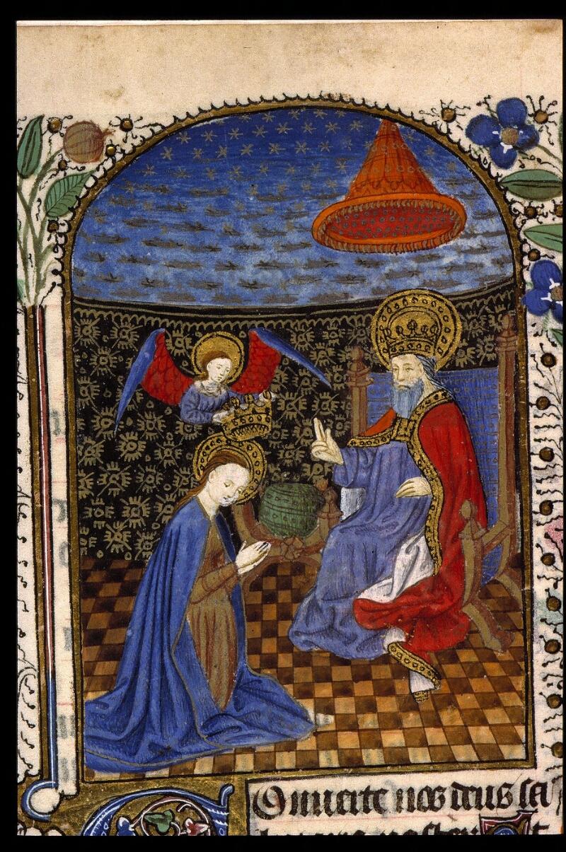 Angers, Bibl. mun., ms. 2047, f. 075 - vue 2