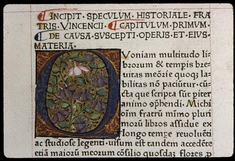 Angers, Bibl. mun., B 3258, t. I, f. 003 - vue 3