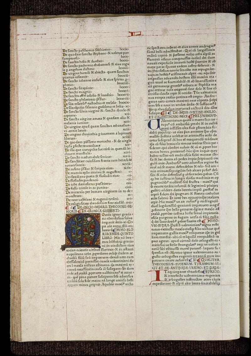 Angers, Bibl. mun., B 3258, t. III, f. 024v - vue 2
