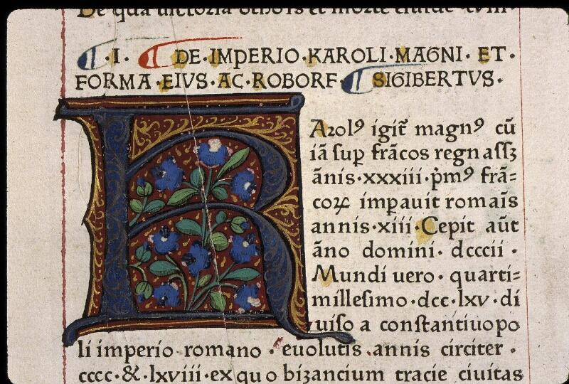 Angers, Bibl. mun., B 3258, t. IV, f. 002v - vue 3